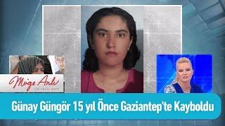 Günay Güngör 15 yıl önce Gaziantep'te kayboldu - Müge Anlı ile Tatlı Sert 19 Haziran 2019