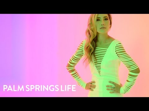 Dichen Lachman of Altered Carbon in March 2018 Fashion Issue   PALM SPRINGS LIFE