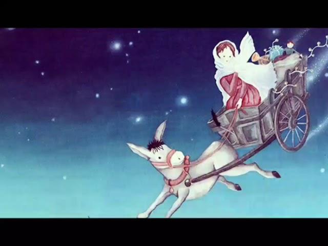 Изображение предпросмотра прочтения – ОльгаПолосина читает произведение «Рождественская дама» М.И.Цветаевой