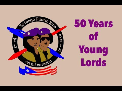 IGE Talks: 50 Years of Young Lords