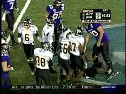 2005 I-AA National Championship - Appalachian State vs. Northern Iowa