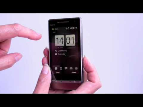 HTC Touch Diamond2 Video Review