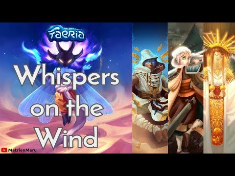 Faeria: Whispers on the Wind (Final Chapter) |
