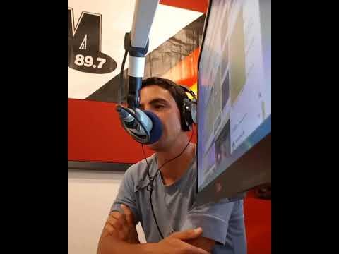Invitado en Radio PBA FM 89.7 - Adelaide. Australia.