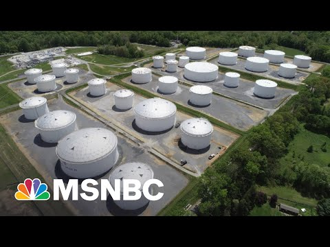 Malcolm Nance: No Way Putin Didn't Know About Pipeline Hack   The 11th Hour   MSNBC