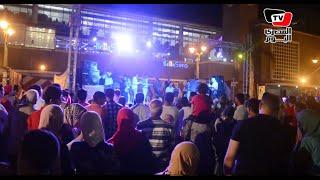 احتفالات بالأسكندرية في ذكرى 30 يونيو