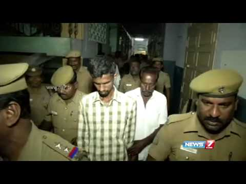 Seven persons sentenced to life for murder in Madurai