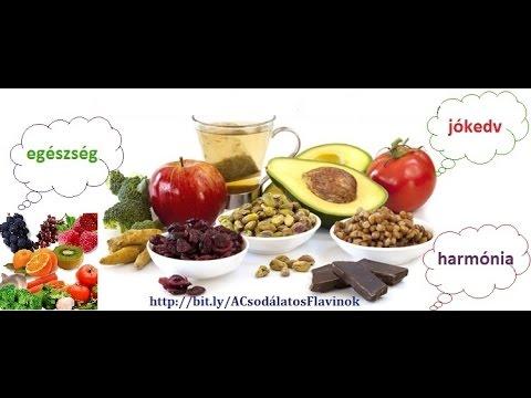 A flavonoidok egészségre gyakorolt bámulatos hatásai - ingyenes előadás