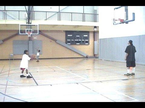Youth Basketball Phenom: JaShaun Agosto Still in the Gym !