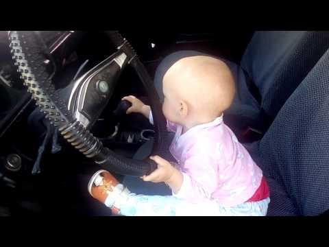Маленький водитель