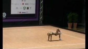 Rita Niemi EM-kultaa 2011