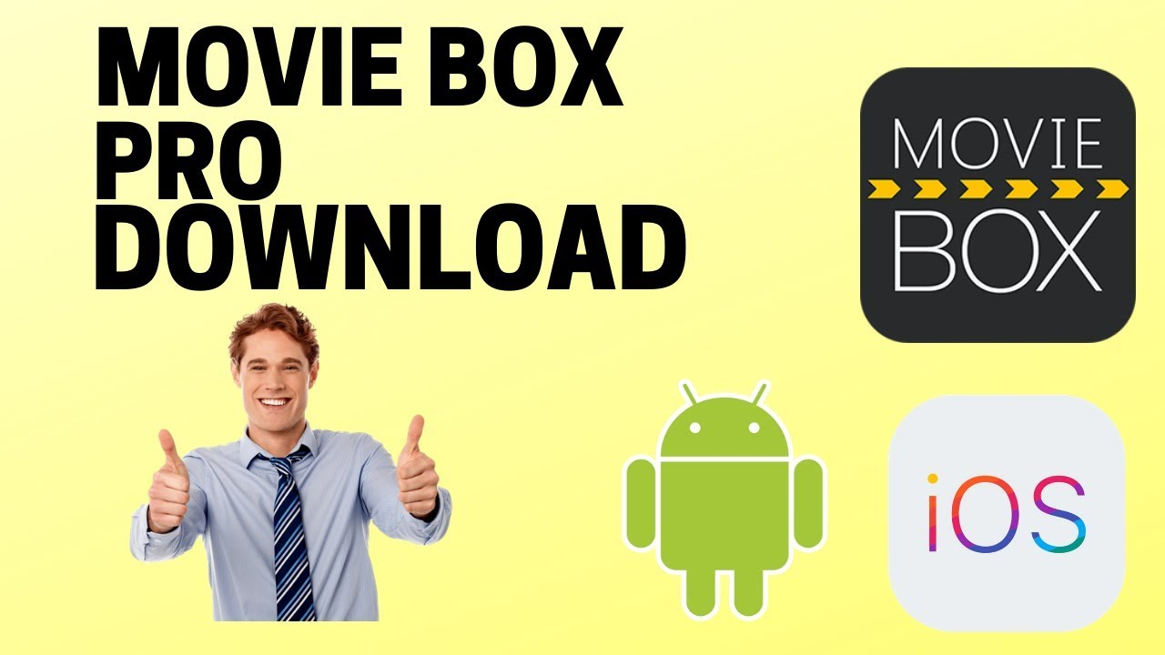 How to Download MovieBox Pro for iPhone/Android 🔥 How to