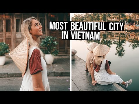 Most Beautiful City In Vietnam   Exploring Hoi An - The City Of Lanterns