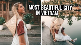 Most Beautiful City in Vietnam | Exploring Hoi An - The City of Lanterns