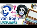 Van Gogh Watercolor Review - Can anyone solve this mystery? lol