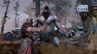 God of War - Etre un guerrier - Trailer E3 2017