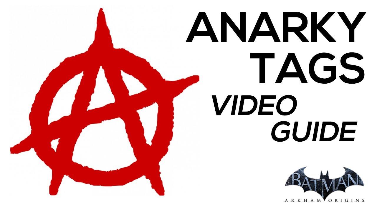 Batman arkham origins all 24 anarky tags locations video guide batman arkham origins all 24 anarky tags locations video guide voice of the people achievement youtube buycottarizona