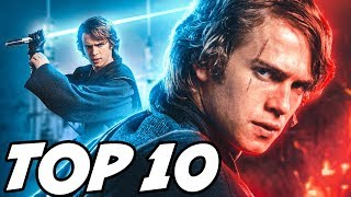 Top 10 Interesting Facts About Anakin Skywalker