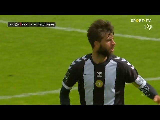 Goal | Golo Rui Correia: Santa Clara 3-(1) CD Nacional (Liga 20/21 #26)