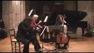 """Beethoven, Trio op 70 n° 1 """"les Esprits"""" - Allegro vivace e con brio"""