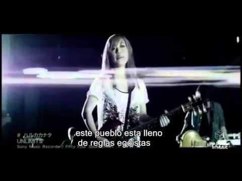 UNLIMITS_Haruka Kanata %SUB_ESPAÑOL%(Bleach ENDING 28)