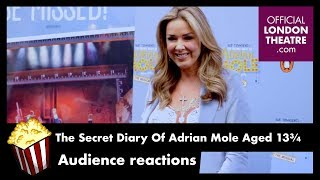 The Secret Diary Of Adrian Mole Aged 13¾ – The Musical - Audience Reactions