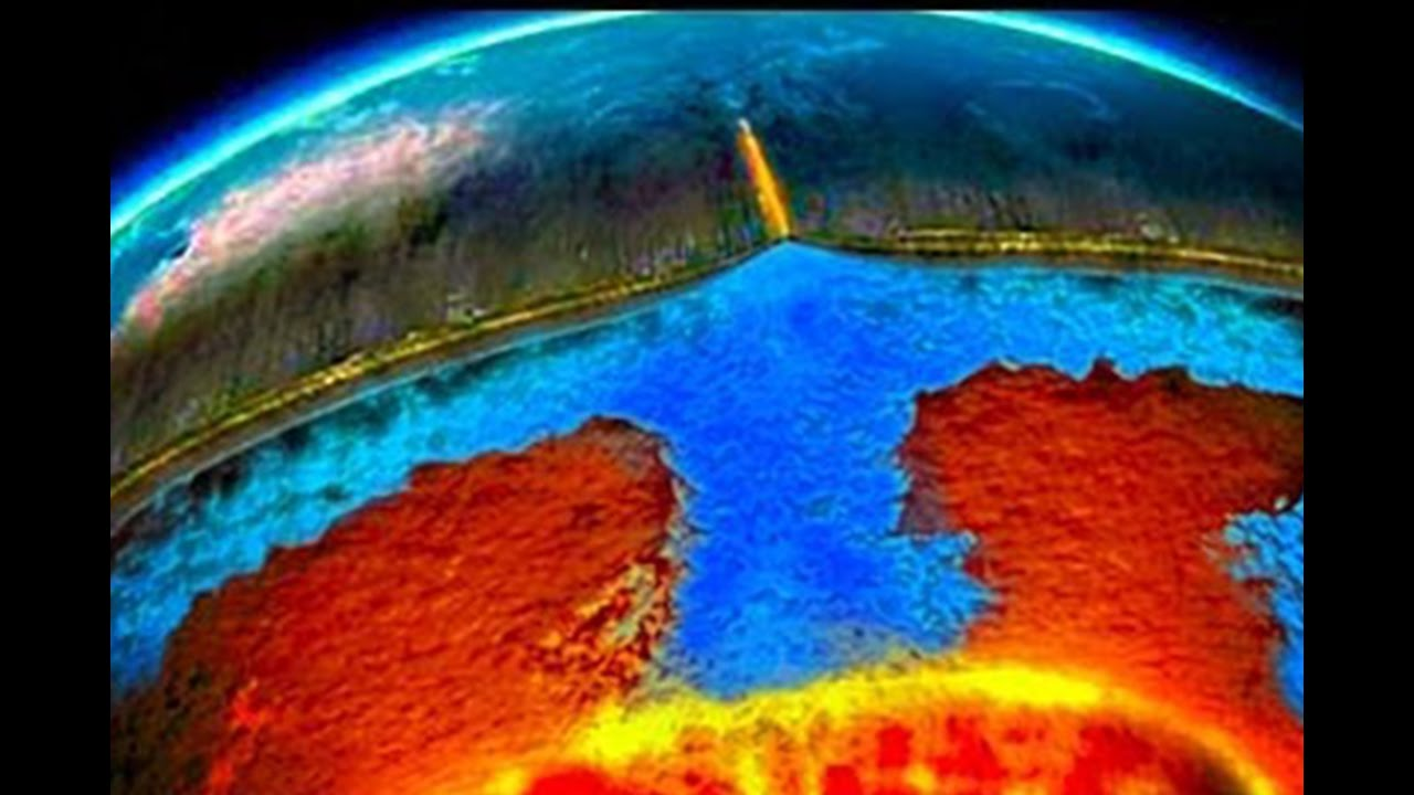 Massive Ocean Of Water Found 620 Miles Below Earths Surface Youtube Inside The Earth Diagram