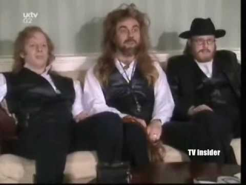 Bee Gees Interview Bust Up With Jamie Theakston BBC