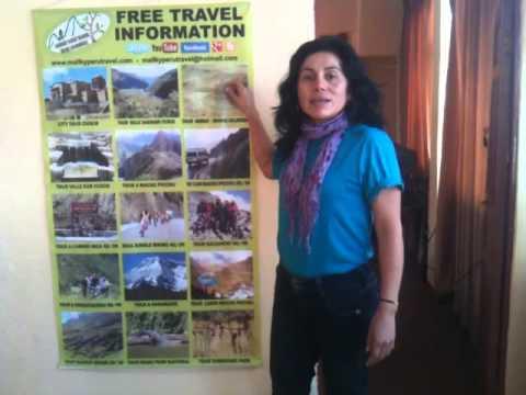 Viajes a Machu Picchu en MALLKY PERU TRAVEL POR TREN