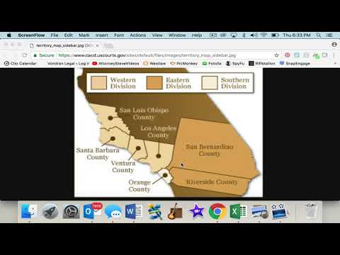 Central District of California explained by Attorney Steve
