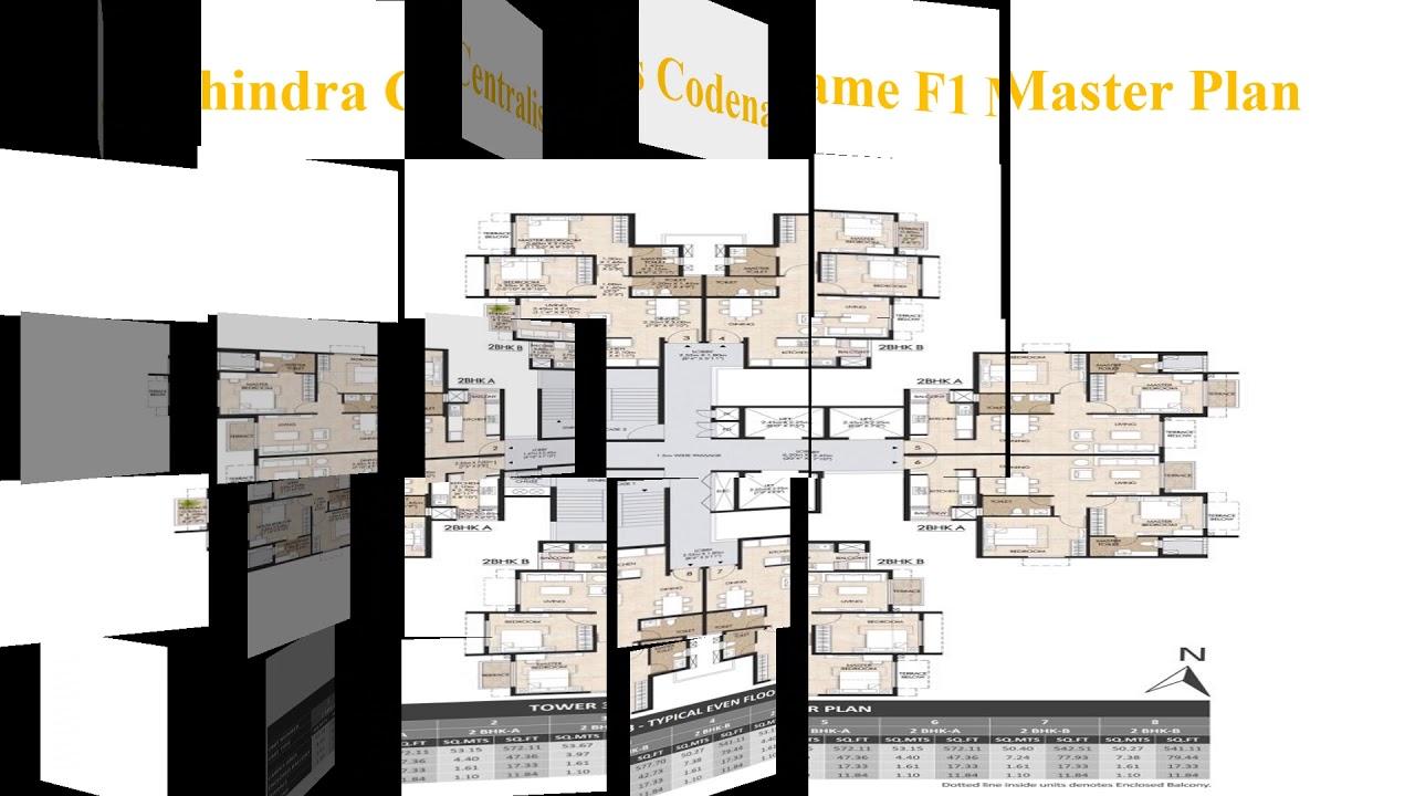Mahindra Centralis Codename F1 @ https://centrails.home-adda.com/
