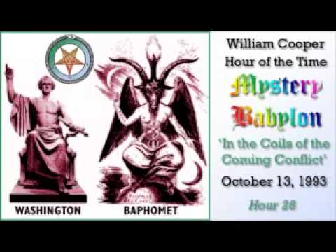 William Cooper - Mystery Babylon #28: In the Coils of the Coming Conflict