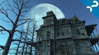 5 Real Life Haunted Houses   What the Stuff?!