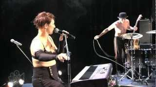 Dresden Dolls - Monologue 3 (Live in Sydney) | Moshcam