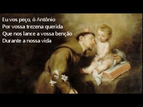 Trezena de Santo Antônio - 11 - Benção - YouTube