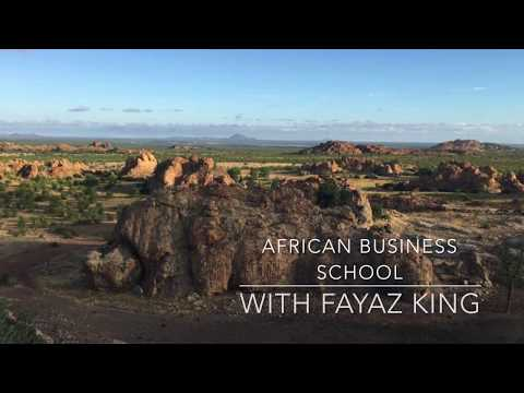 African Business School with Fayaz King - A Lesson on Action