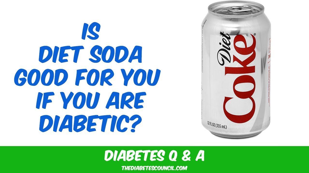 how dangerous is diet soda for diabetics