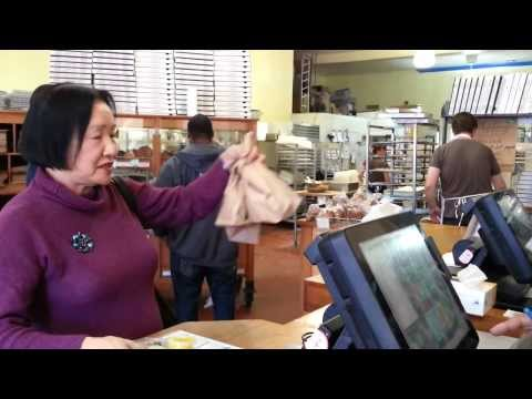 Lunch with the mayor at Arizmendi