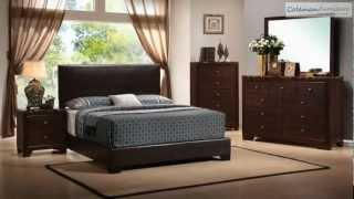 Conner Bedroom Collection From Coaster Furniture