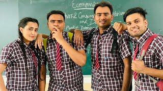 Gambar cover School Ka Last Day - Amit Bhadana
