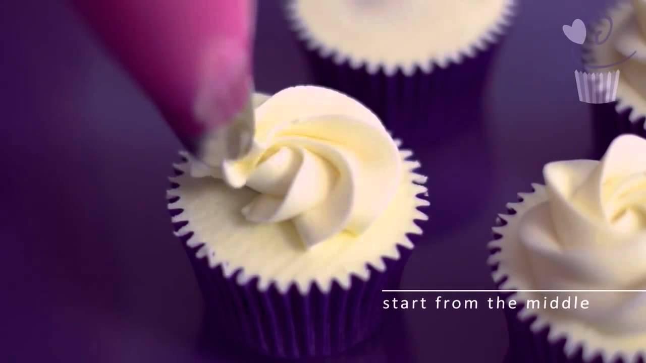 насадки кондитерские для роз - YouTube