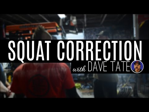 Dave Tate Gives Squat Tips - elitefts.com