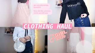 Inspirasi Outfit Lebaran (TRY-ON HAUL) - Shafira Eden