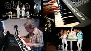 """ABBA - I Have A Dream """"1979"""" - Yamaha PSR S950"""