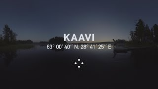 360° Morning Swim at Kaavi I100 Moods From Finland thumbnail