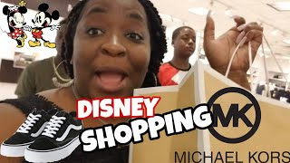 SHOPPING & FLIGHT GOT CANCELLED || ORLANDO FAMILY VACATION DAY 4 & 5