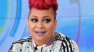 Raven-Symone Apologizes for 'Out of Control' Discrimination Comments