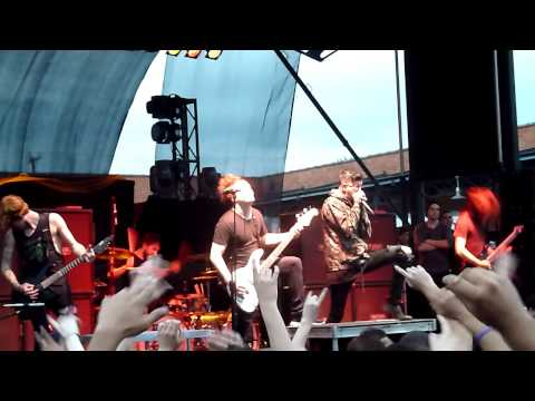 Of Mice & Men - Product Of A Murderer - Live HD 4-26-13