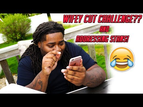 Response To 360JEEZY Wifey Cut Challenge! I Addressing The Stans (HATERS)