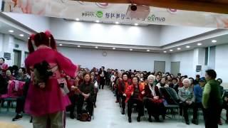 군포당정동노인복지관 무료 봉사공연 2017년 3월 2목…